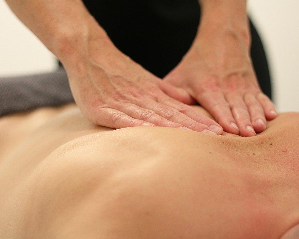 Глибокий масаж