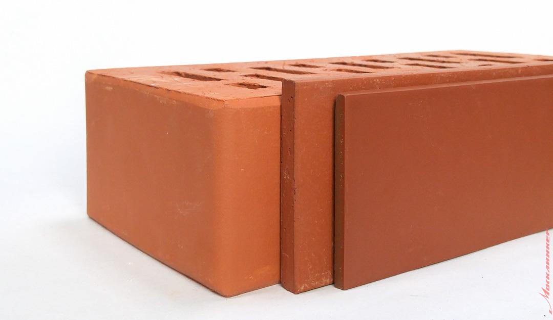 Клинкерная плитка под кирпич, формат NF и RF