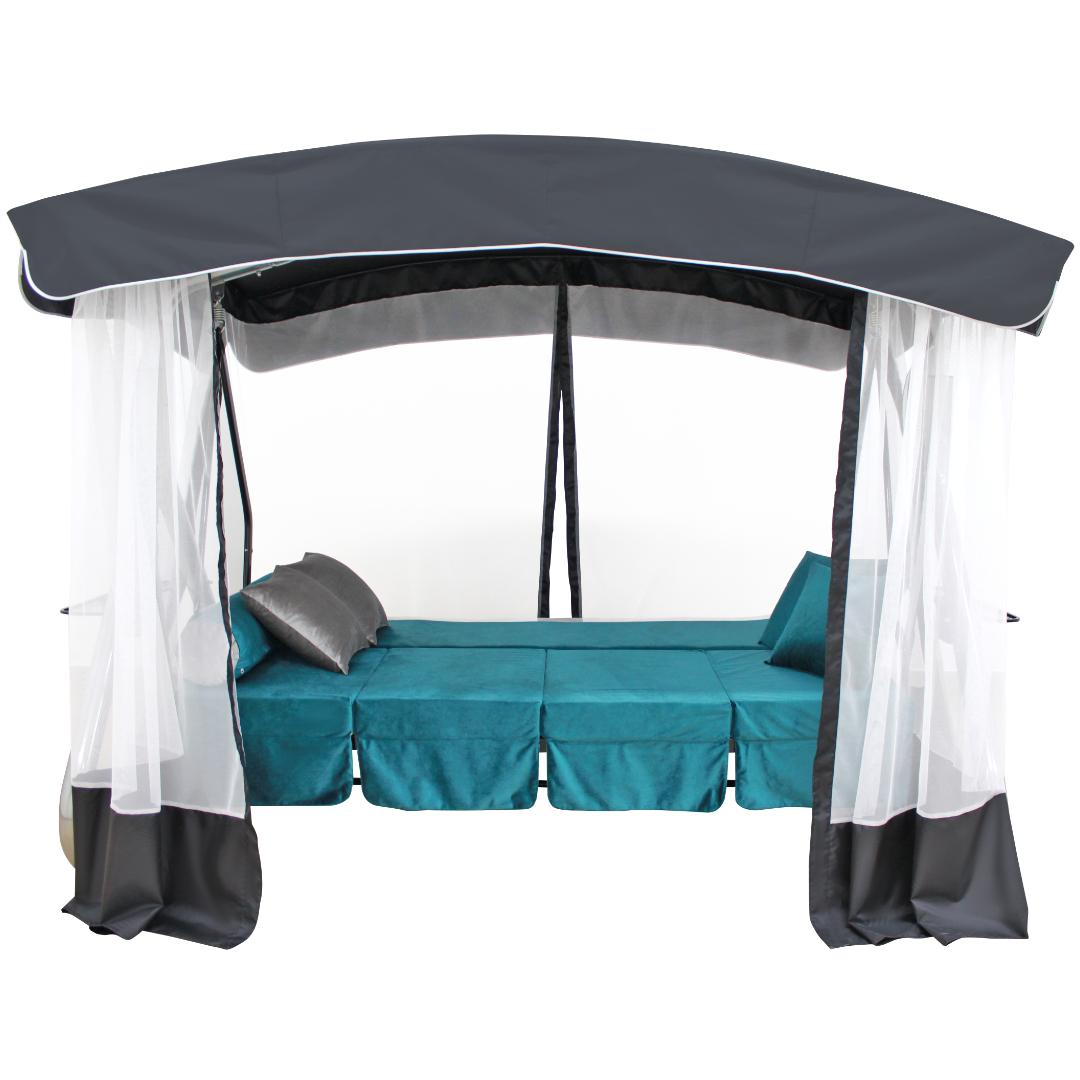 Хром кровать