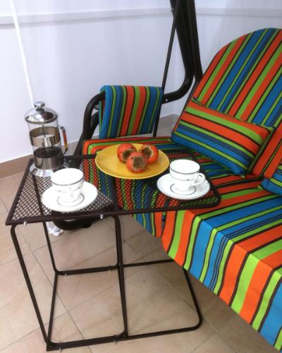 Рандеву Пикник шоколад-подушки столик