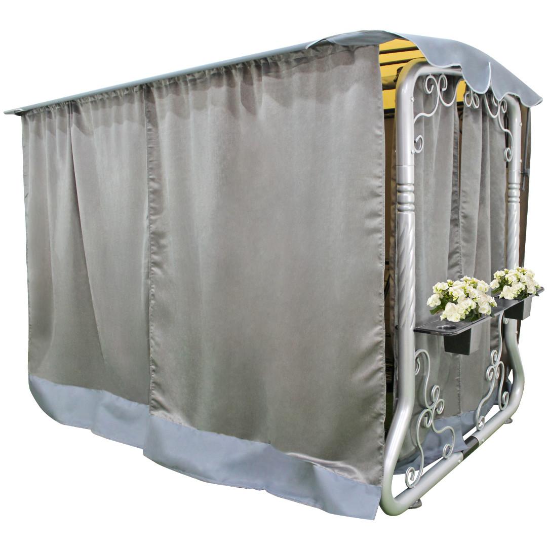 Усадьба серебро шатер