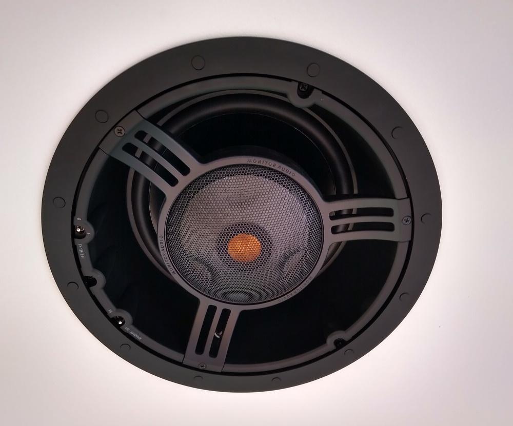 Потолочная встраиваемая акустика