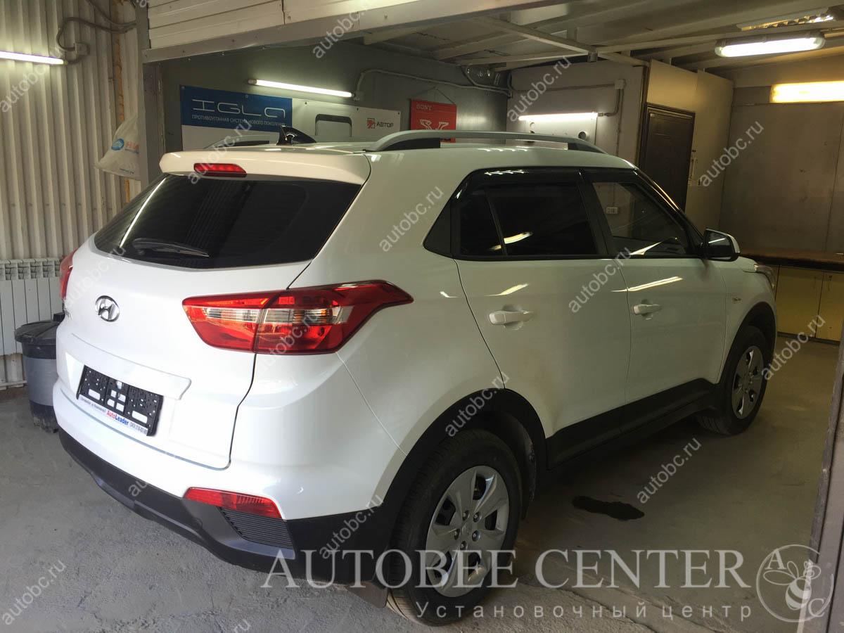 Hyundai Creta Тонировка ГОСТ
