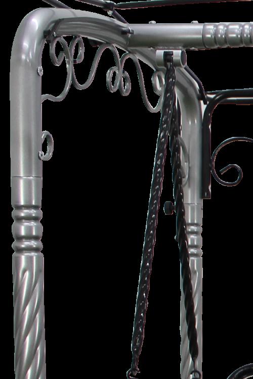 Усадьба серебро подвесы