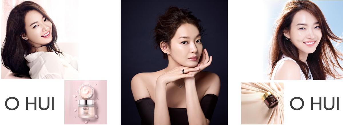 Раздел корейской косметики OHui