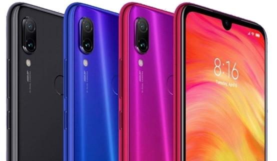 Оригинальный Xiaomi Redmi Note 7
