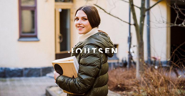 Демисезонные пуховики Joutsen для переменчивой погоды межсезонья