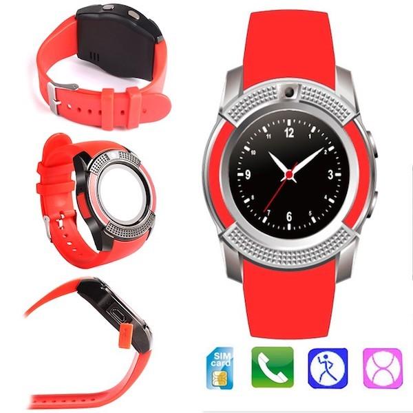 Умные часы телефон Smart Watch V8 v.2