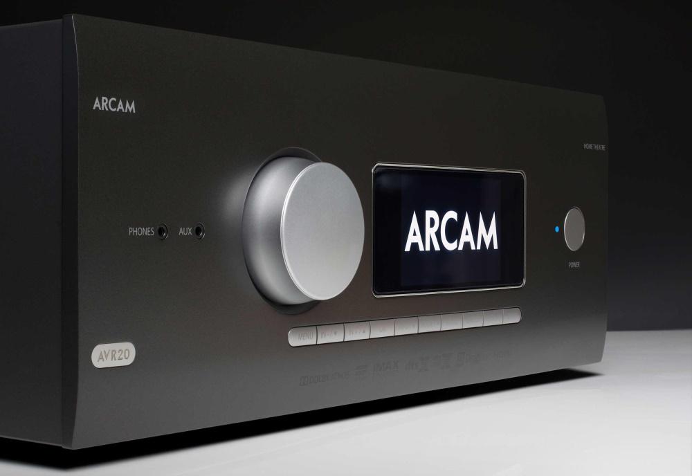 АВ ресивер Arcam AVR20