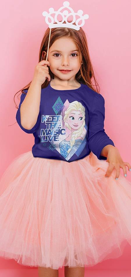 одежда для девочек Холодное сердце