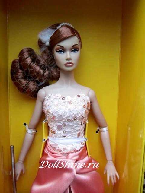 Poppy Parker Lady Luck doll
