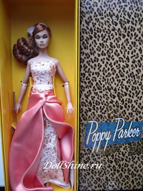 "Коллекционная кукла Поппи Паркер ""Госпожа удача"""