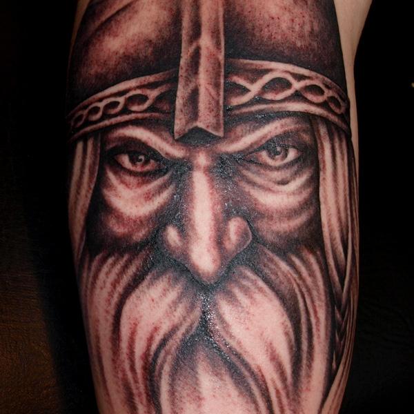 Старый-воин-татуировка