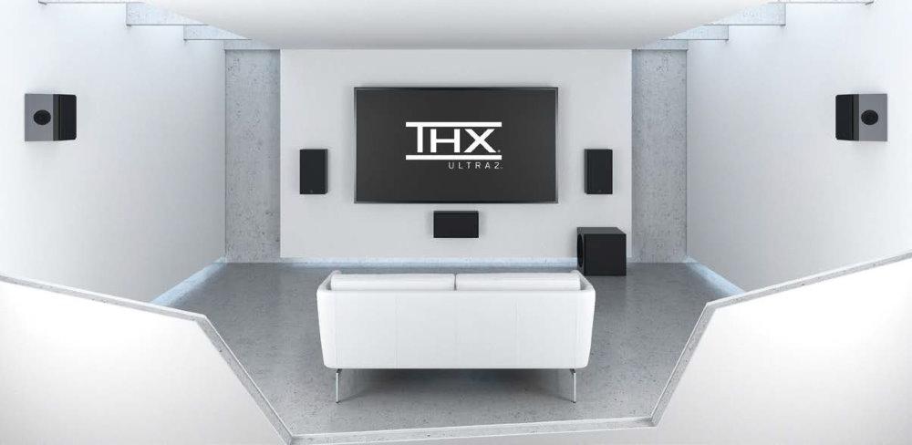 Комплект настенной акустики 5.1 Magnat Cinema Ultra