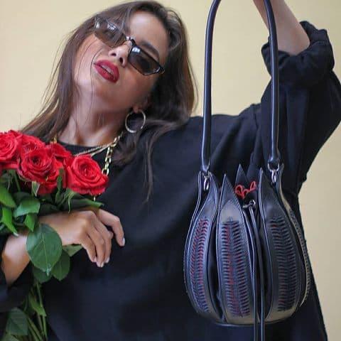 Женская трендовая сумка весна-лето 2021
