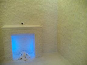 Строительство соляной комнаты в Сочи под ключ