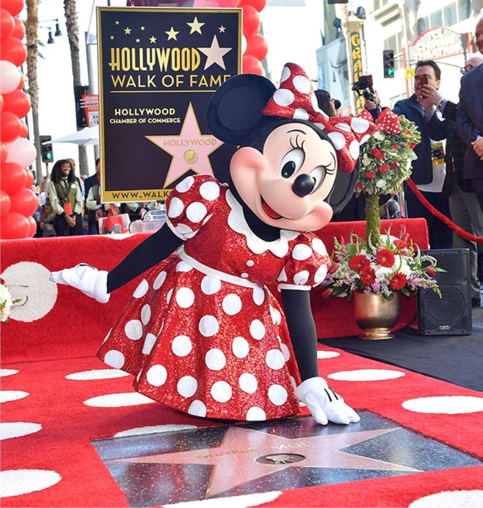 Минни Маус (Minnie Mouse)