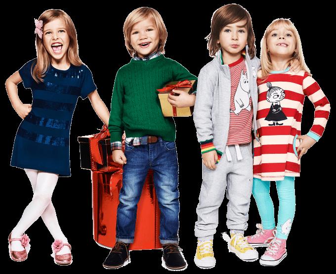 Детская одежда для интернет-магазина