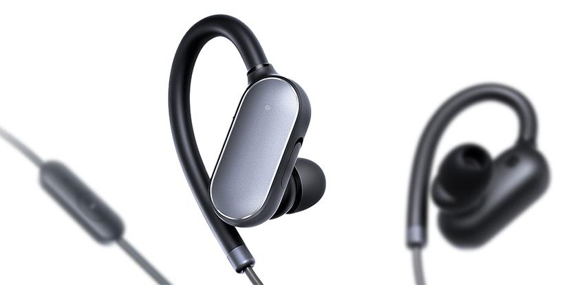 Наушники Xiaomi Mi Sports Bluetooth Headset White (белый)