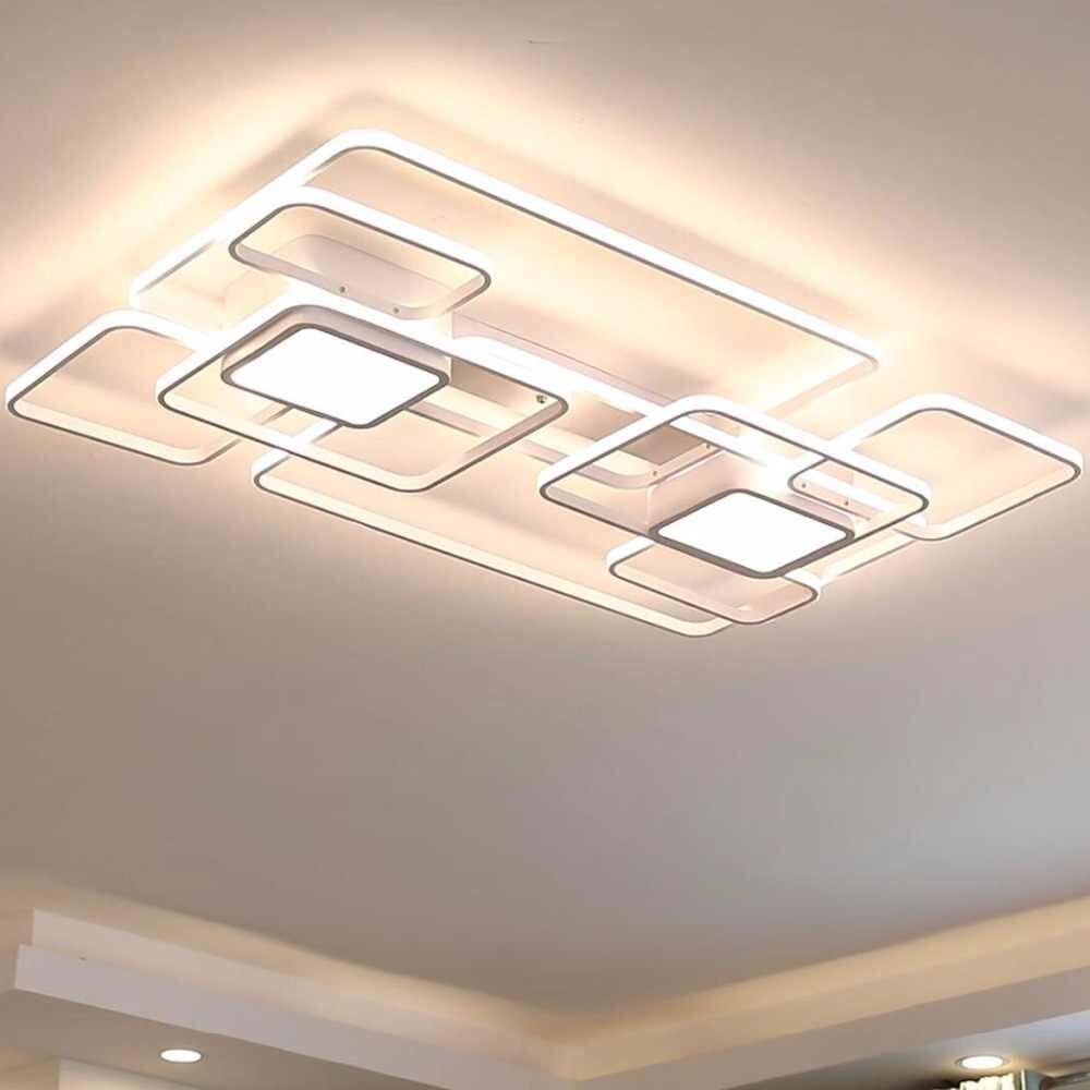 : Светодиодные потолочные светильники