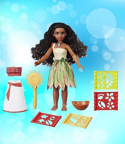 Кукла Моана Модный дизайнер