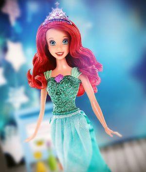 Кукла Ариэль Сверкающая принцесса