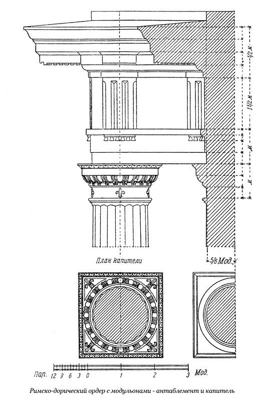 Римско-дарический ордер