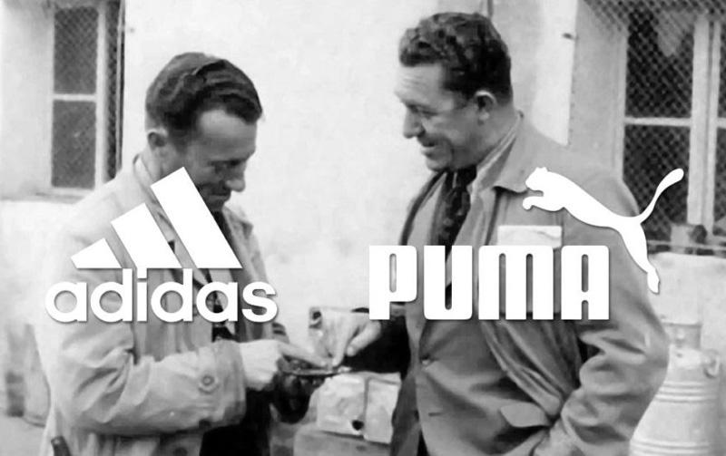 Фирмы Adidas и Puma – близкие родственники