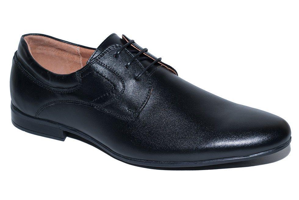 Мужские туфли из натуральной кожи AL 646 к