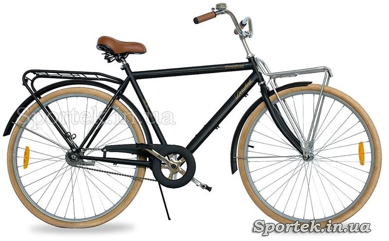 Рама хардтейл на велосипеді Дорожник Комфорт Майл