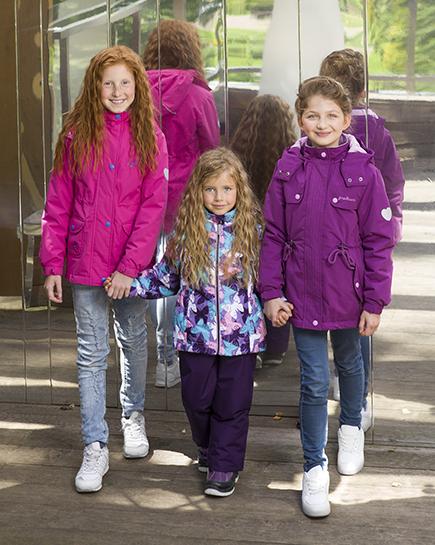 Комплект Premont Весна Симфония Онтарио S18142 для девочек