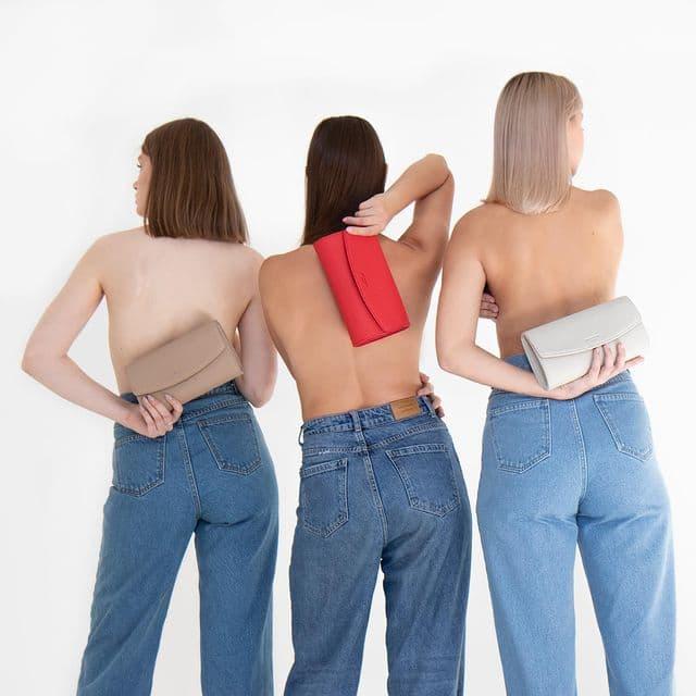 Трендовые женские клатчи