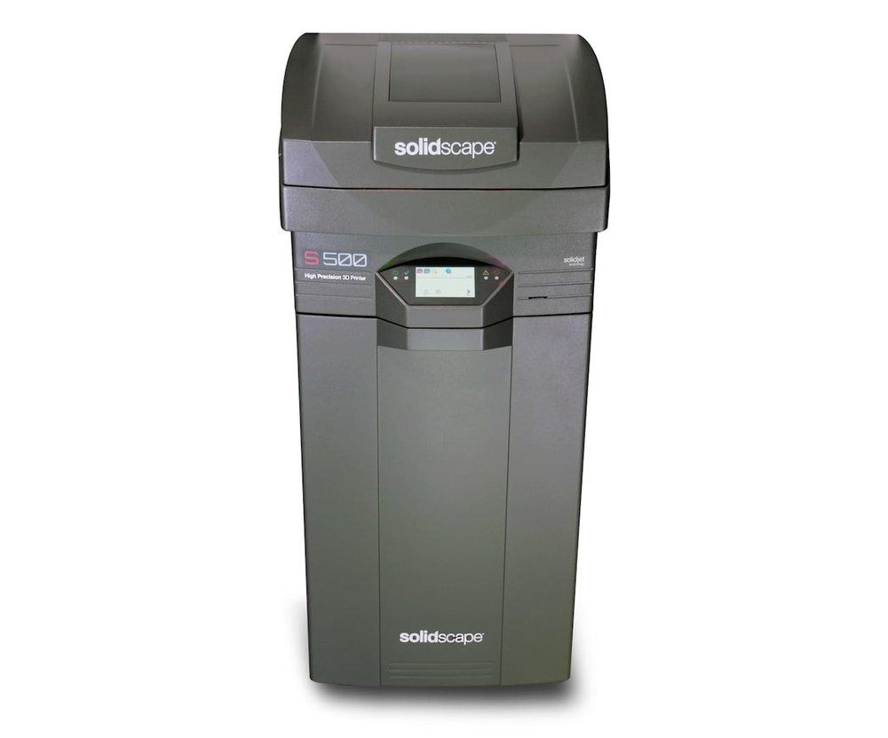 solidscape 3d printer