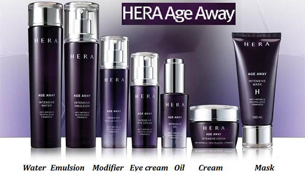 Hera Age Away