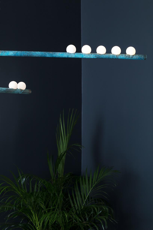 Светильники Drop от Lindsey Adelman