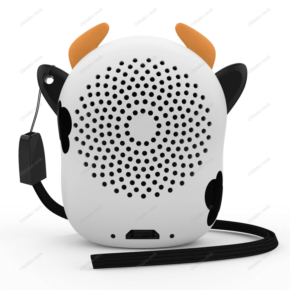 Беспроводная колонка Bluetooth Speaker HIPER ZOO Music Molly, Корова