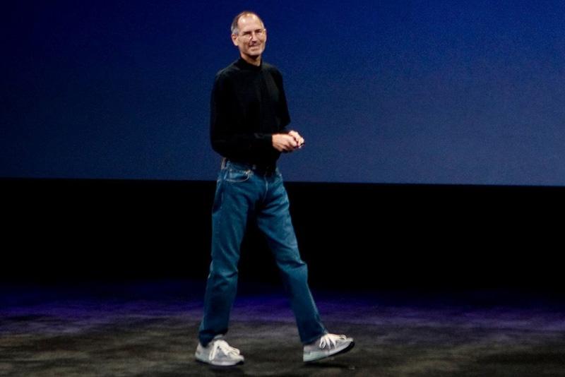Любимые кроссовки Стива Джобса