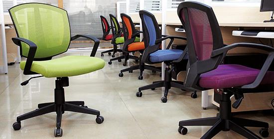 Офисный стул для школьника