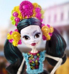 Кукла Скелита Калаверас - Коллектор, Monster High