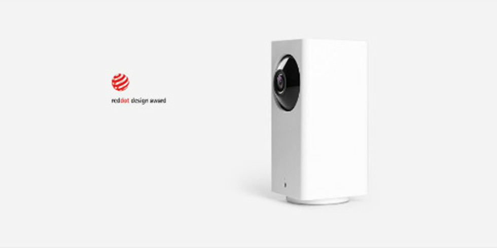 IP камера Xiaomi 1080p Smart IP Camera (белый)