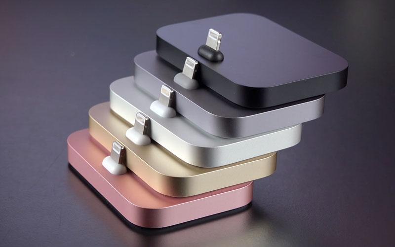 Док-станция для iPhone с разъёмом Lightning - Apple iPhone Lightning Dock