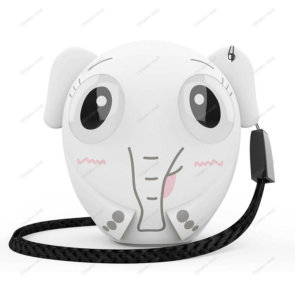 Беспроводная колонка Bluetooth Speaker HIPER ZOO Music Elmer Слон