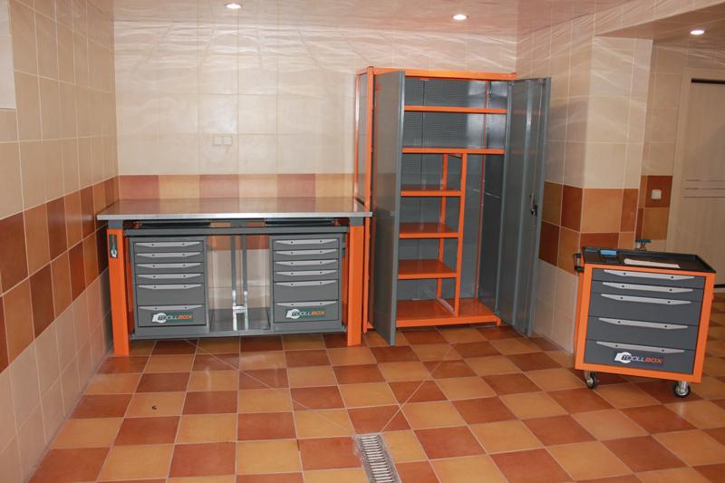Обустройство гаража в Москве