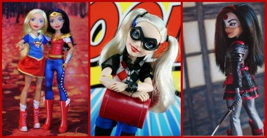 Серия кукол DC Super Hero Girls