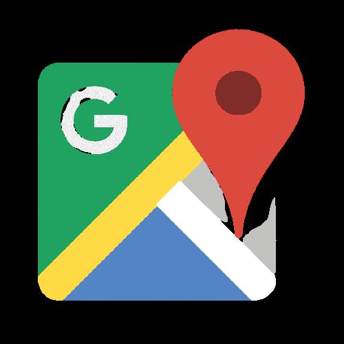 иконка гугл карты