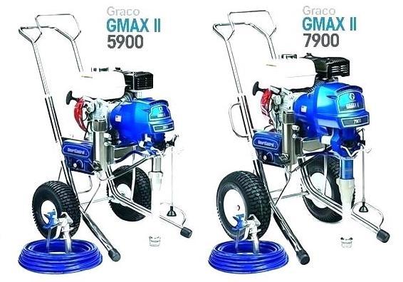 GRACO GMAX II