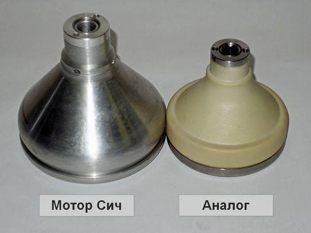 Сравнение сепараторного барабана Мотор Сич