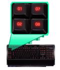 Twelve programmable G-keys