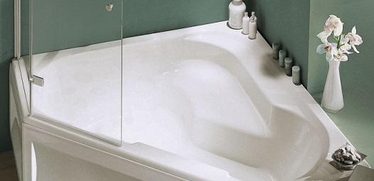 Шторка на ванну Jacob Delafon