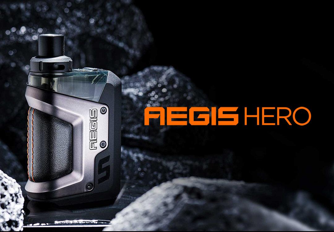 Geekvape Aegis Hero Kit